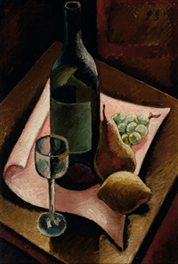 nature morte by ger gerrits