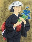 flower tributes by kohei morita