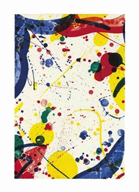 pasadena box: three prints by sam francis