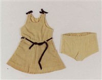untitled (doll's clothes) by morton bartlett