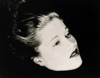 floating head (mary taylor), nyc by lee miller