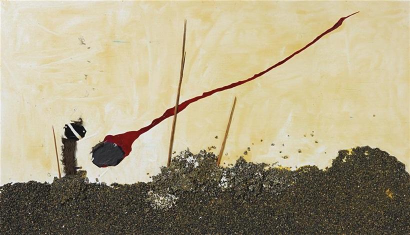 untitled (large yellow) by jon pylypchuk