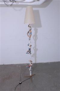 stehlampe arlecchino by otello rosa