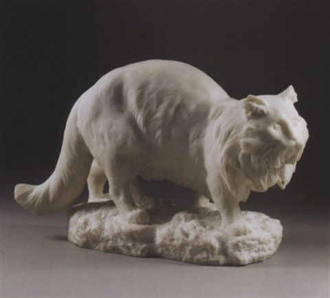 a persian cat by charles emile jonchery on artnet