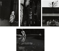 selected images (4 works) by yasuhiro ishimoto