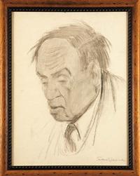 autoportret by tadeusz waskowski