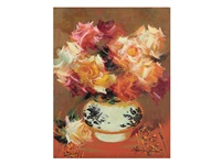 roses by hyoichi yamamoto