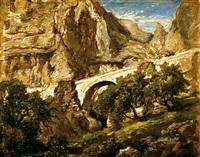 paisaje by théodore fourmois