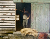 the drying room by barry ross smith