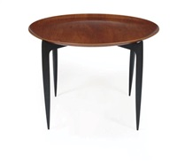 table basse d'appoint by engholm & willumsen