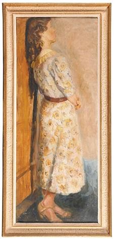 autoportret by anna brzozowskamaslankiewicz