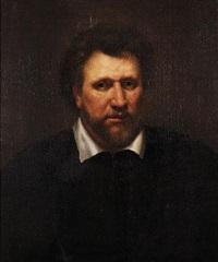 portrait of benjamin jonson by abraham van blyenbergh