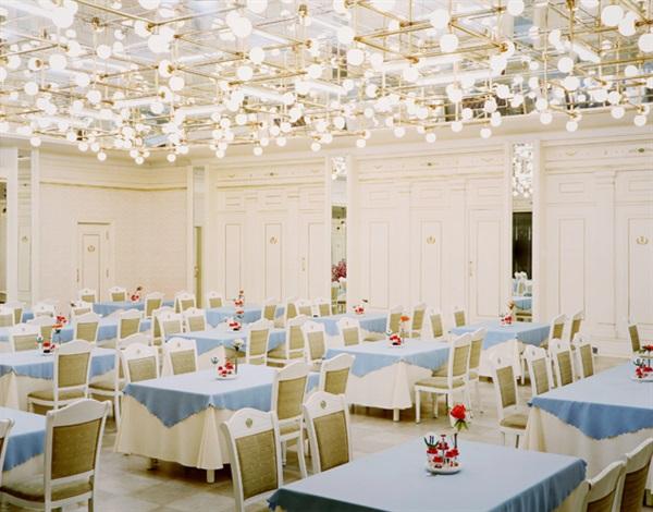 dining room koryo hotel by charlie crane