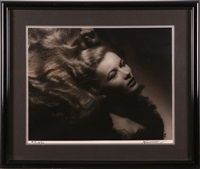 veronica lake by george hurrell