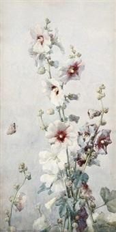 roses trémiaires by françois rivoire