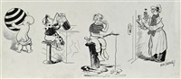 activities of enjoyment change as age progresses by reuben lucieus goldberg