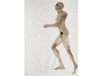 running man by elisabeth frink