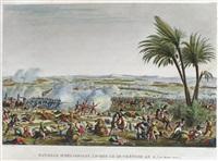 21 grandes planches de batailles ou faits militaires by louis-françois couché