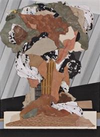 arbre collage by alain le yaouanc