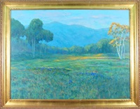 landscape by william dorsey