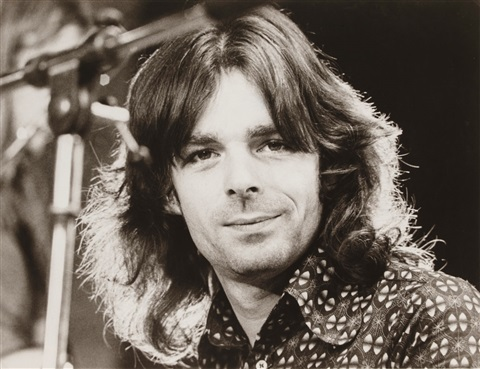Richard Wright, Pink Floyd live at Pompeii by Adrian Maben