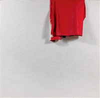 composition au drap rouge by angel alonso