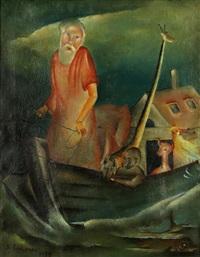 noah by nikolai mikhailovich rodionov