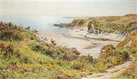 peel, isle of man by harold joseph swanwick