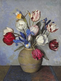 tulips by mary duncan
