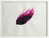 la main de sarkis brûle en aquarelle (eau froide) by zabunyan sarkis