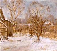 jour froid by v. kadatskov