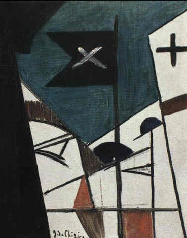 simboli di guerra by giorgio de chirico