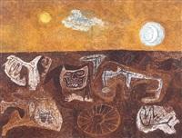 serie de la tierra by leonidas gambartes