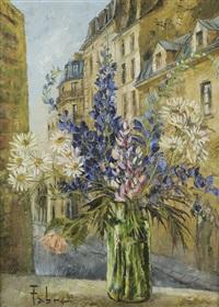 bouquet de fleurs by gilles fabre