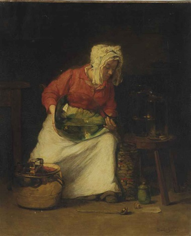 la ménagère by joseph bail