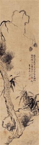 松竹 by xu wei