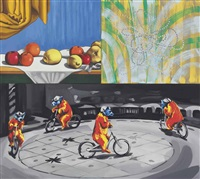 springtime by david salle