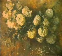 les fleurs blanches by graer arakelyan