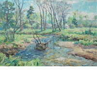 river solitude by frederick lester sexton