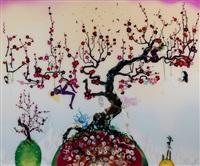 japanese apricot 3 - twilight by chiho aoshima