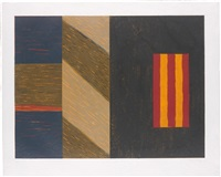 planes of light by sean scully