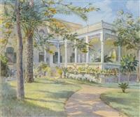 el mawabel, villa orientaliste by tony binder