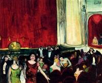 in the theatre by aurél emöd