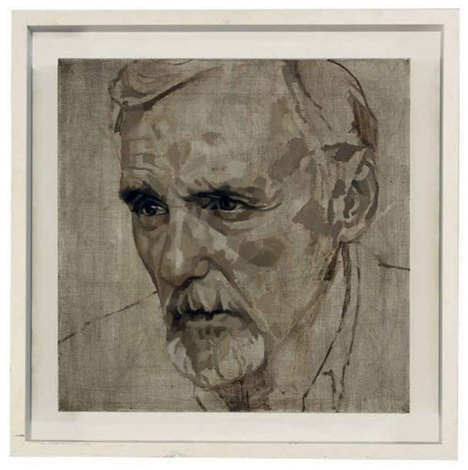 untitled portrait of dennis hopper by jonathan yeo
