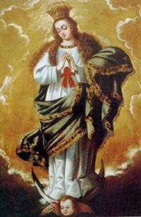immaculada by bernabe ayala
