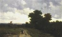 paesaggio by carlo piacenza