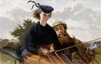 the nineteenth century (a skit) by george elgar hicks
