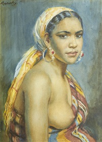aicha by george owen wynne apperley