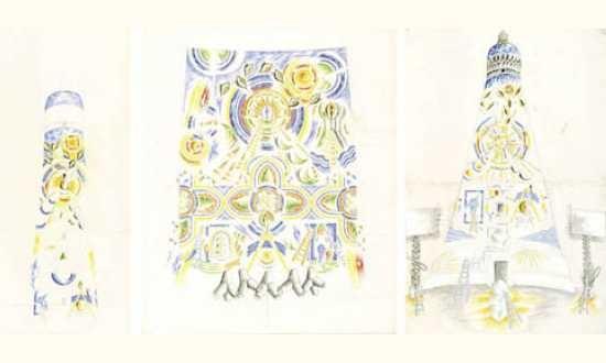 le phare de casablanca (study) by mohamed abouelouakar