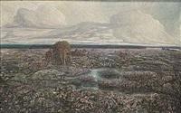 vattenlandskap by axel zachrison